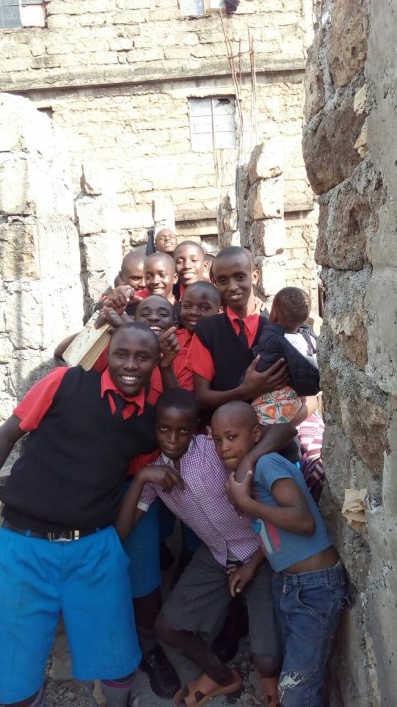 Starehe Students Making a Difference