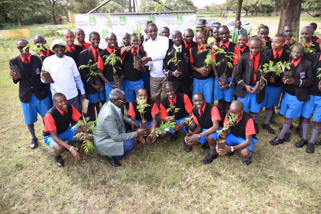 Greening Kenya